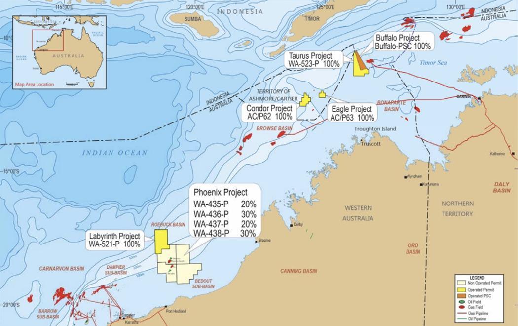 Buffalo drilling – near-term tasks underway to drill the Buffalo-10 well