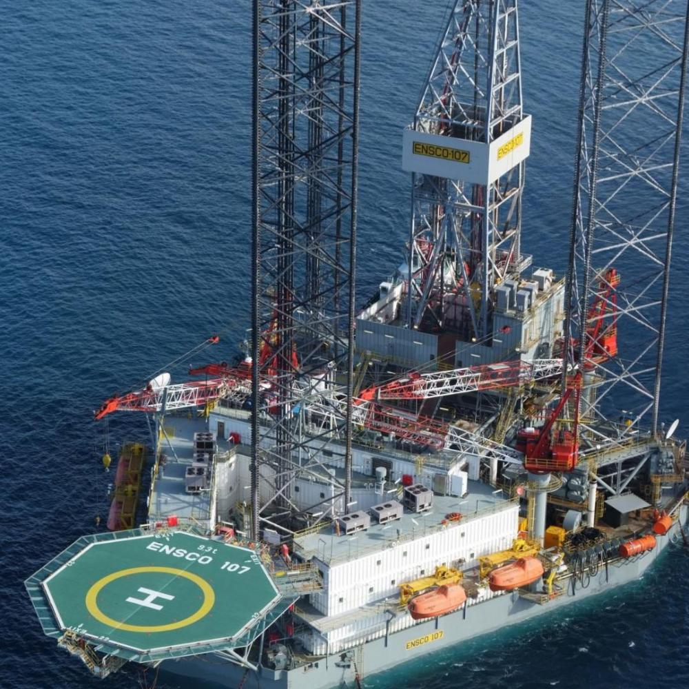 Rig contract signed for Buffalo-10 well, drilling commencing in November 2021